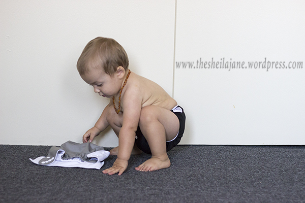 Transition to Cloth Diapers